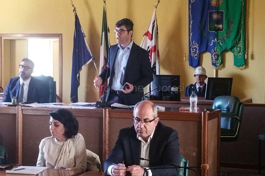 La seduta odierna del Consiglio comunale