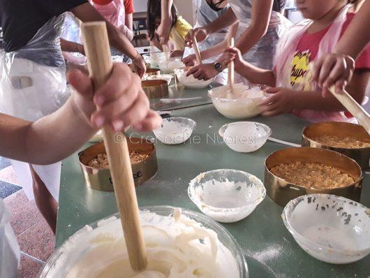 L'Oasi: laboratorio per bambini di preparazione dei dolci