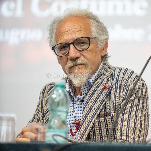 Nuoro. ISRE, Giuseppe Carta (© foto S.Novellu)