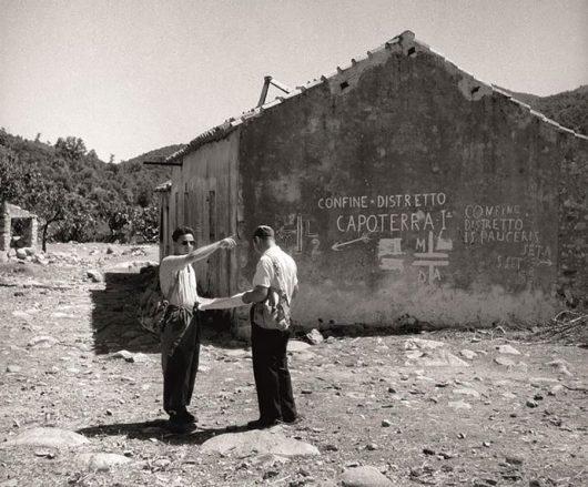 Suschitzky. campagna antimalarica in Sardegna