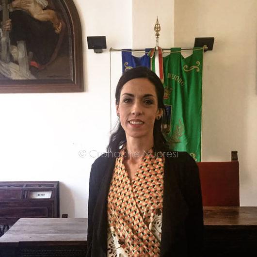 L'assessore Eleonora Angheleddu