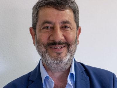 Il sindaco di Macomer Antonio Succu (foto S.Novellu)