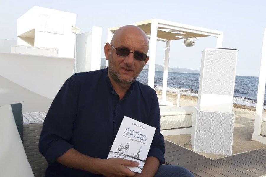 Nuoro:  il pedagogista Lorenzo Braina presenta il suo nuovo libro alla biblioteca Satta