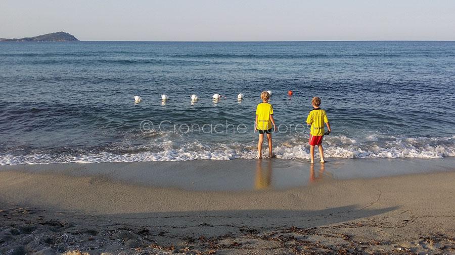 Uno scorcio del mare d'Ogliastra (foto S.Novellu)
