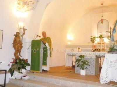 La chiesetta del monte Ortobene