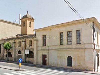 Nuoro. Il convento di San Giuseppe