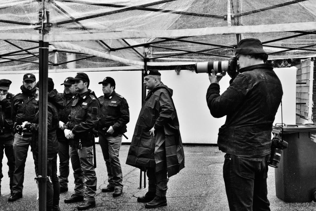 Nuoro. Il calendario della Polizia firmato Pellegrin per l'Unicef