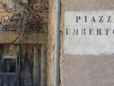 Scano Montiferro, piazza Umberto (foto S.Novellu)