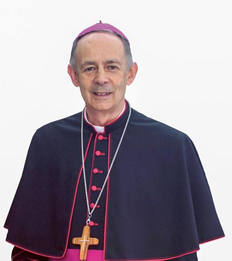 Il vescovo Don Antonello Mura