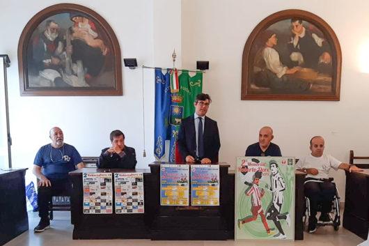 La conferenza stampa del secondo Memorial Roberto Dore