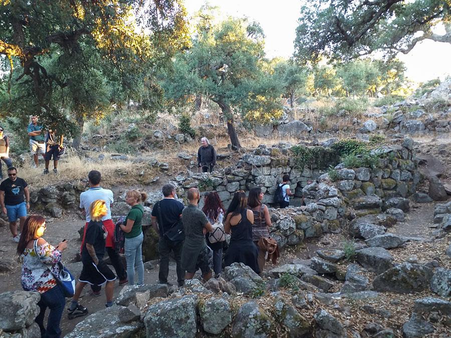 L'area archeologica di Noddule