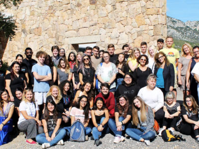 Un momento del Progetto Erasmus+ YEA