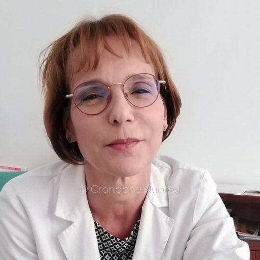 La dottoressa Maria Antonietta Calvisi