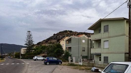 Le campagne di Bosa dopo l'incendio (foto Piergavino Vacca)