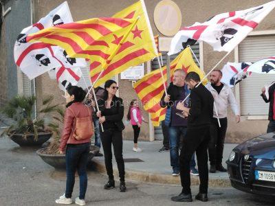 Manifestazione in Prefettura (foto F.Becchere)