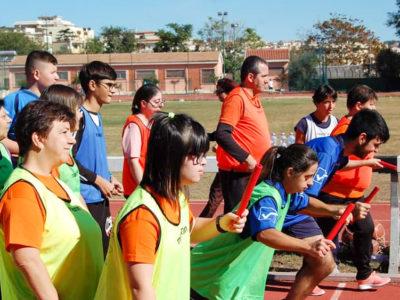 La manifestazione sportiva