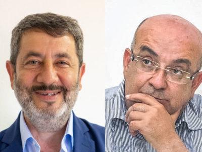 Antonio Onorato Succu e Augusto Cherchi
