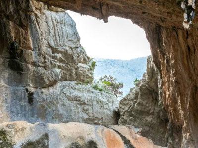 il sito archeologico di Tiscali
