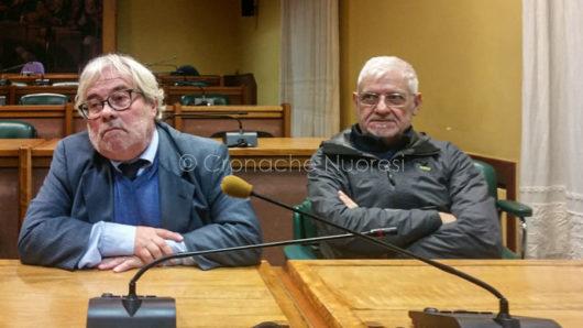 Basilio Brodu e Peppe Montesu (foto S.Meloni)