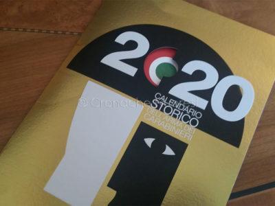 Il Calendario 2020 dei Carabinieri