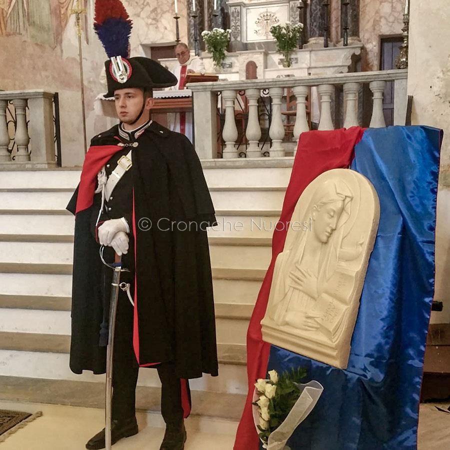 Celebrazioni Virgo Fidelis (F. C.Nuoresi)