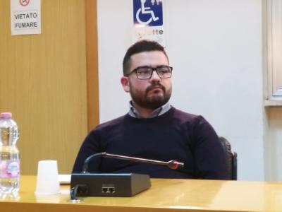 Il consigliere di Italia Viva Domenico Nieddu (F. P. Vacca)