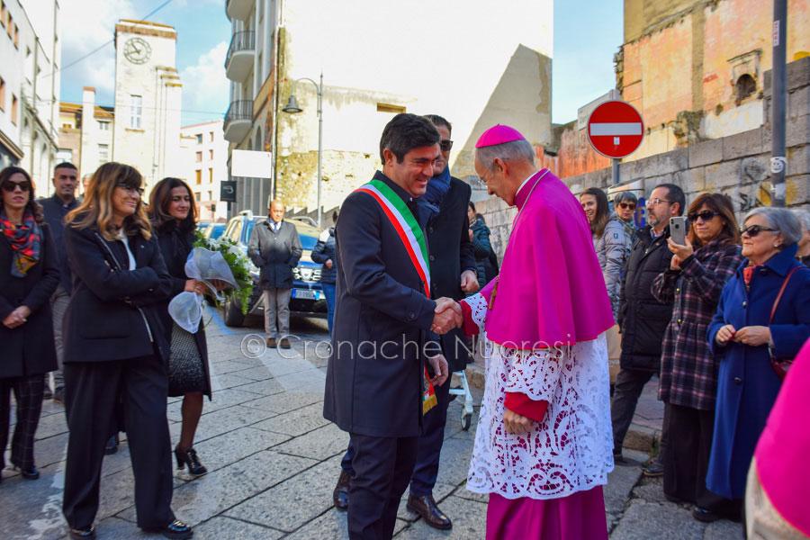 """Il Sindaco Soddu: """"Rinnoviamo il voto  a Nostra Sennora con viva speranza"""""""