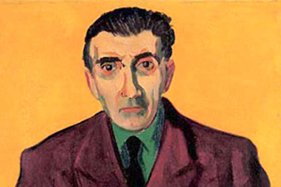 Salvatore Cambosu ritratto da Foiso Fois (1951)
