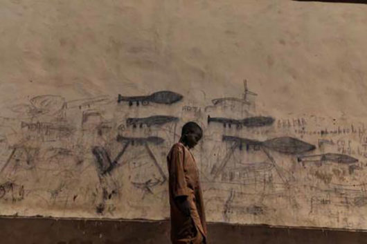 World Press Photo: Reportage dell'anno - Marco Gualazzini:Contrasto