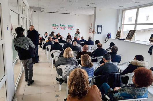 L'assemblea di Italia in Comune