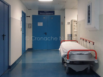 Un ambulatorio ospedaliero