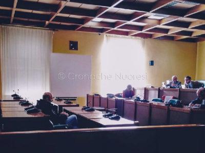 La seduta odierna sulla Motorizzazione Civile (F. f. Becchere)