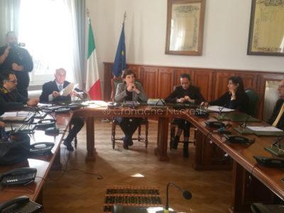 L'accordo siglato in Prefettura (f. S.Meloni)