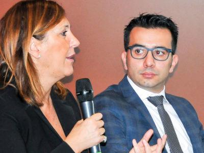 Alessandra Zedda e Gianni Lampis