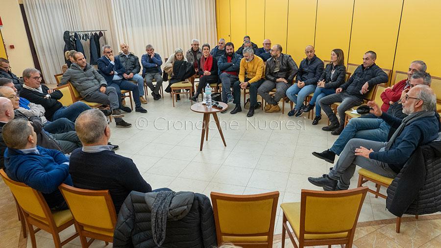 L'Incontro PD (foto S.Novellu)