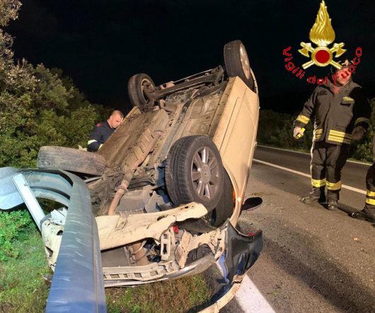 La Lancia Y dopo l'incidente