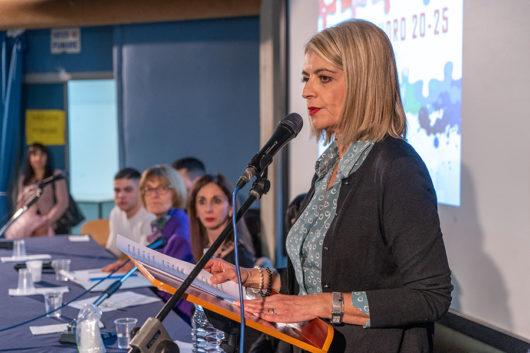 La presentazione del progetto Nuoro 20-25 (foto S.Novellu)