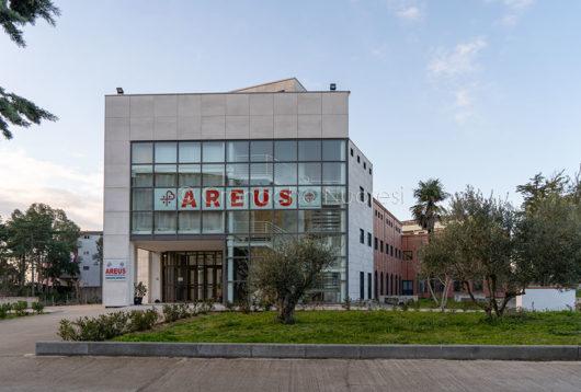 Nuoro, la sede dell'AREUS (foto S.Novellu)