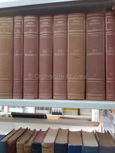 Donazione della biblioteca di Mario Melis all'Università di Nuoro