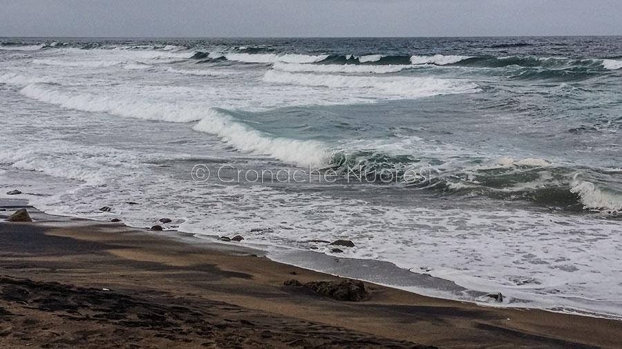 Il mare d'inverno (foto S.Novellu)