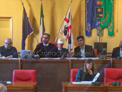 La seduta odierna del Consiglio Comunale (foto S.Meloni)
