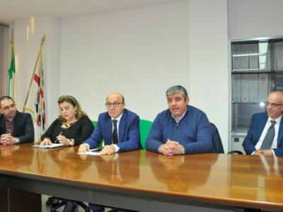 La conferenza di presentazione della Fondazione Ogliastra