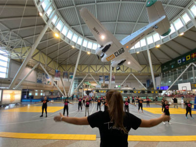 """Una delle manifestazioni del """"Flight club"""""""
