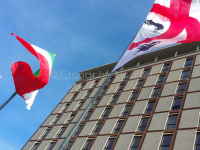 Il palazzo della Regione Sardegna (foto S.Novellu)