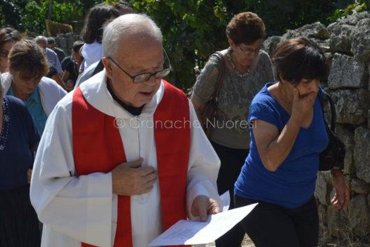 Don Pietro Muggianu (foto T.Cosseddu)