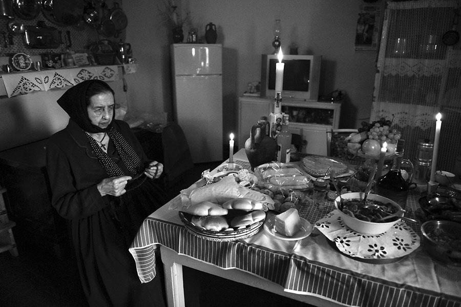 La cena delle anime di Ignazio Figus