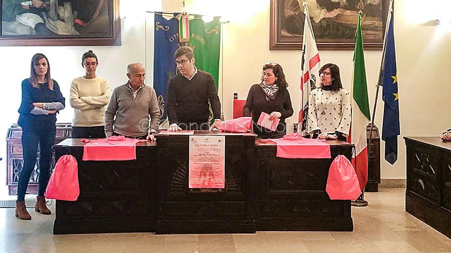 La Conferenza stampa per la Corsa Rosa