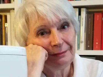 La scrittrice Bianca Pitzorno