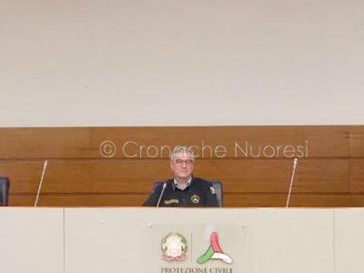 Il capo del dipartimento della Protezione Cvile Angelo Borrell
