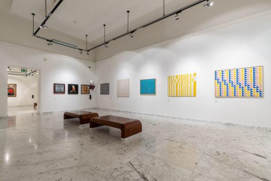 Cagliari, Galleria Comunale, sala Ranieri Ugo